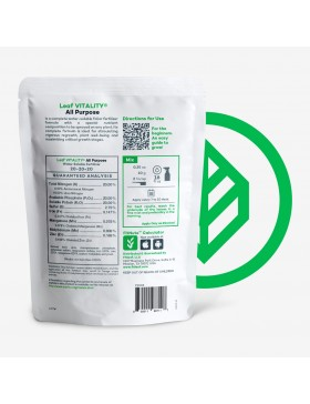 Back image for Leaf VITALITY® All Purpose Size-100 g (3.53 oz)